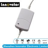 LED 빛, 오디오 & 휴대용 퍼스널 컴퓨터를 위한 12V 1.25A 15W 탁상용 유형 전력 공급