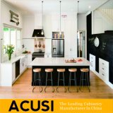 Fabrik-Großhandelsschüttel-apparatart-festes Holz-Küche-Schränke (ACS2-W02)