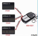 De Vervaardiging Compatibele Liftmaster 373lm Afstandsbediening 4 van Yaoertai van de Deur van de Garage Knoop