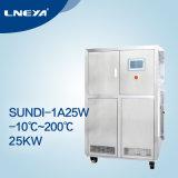 Нагрюя и охлаждая система охлаженная водой более Chiller контроля температуры воздуха машины Sundi -1A25W