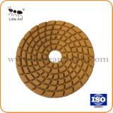 Ferramenta de Diamante de venda quente almofada de polir piso para betão