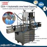 Una máquina que capsula principal automática CDX-1 para la salsa de soja