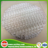 Emballage structuré par plastique pour le transfert de masse