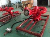 Romote制御電気および手動火の高圧放水銃か火のモニタ