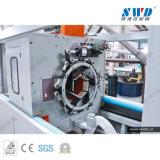 La línea de extrusión de tubo de PE/HDPE Línea de producción de tubos