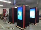 De 65 pulgadas de pantalla de publicidad exterior IP65 para publicidad