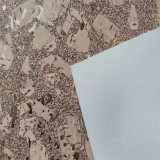 Деревянная кожа PU софы зерна для пакета Hw-668 случая мебели