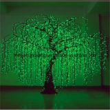 Illuminazione dell'albero di paesaggio della ciliegia del salice del LED Emulational per l'indicatore luminoso di natale
