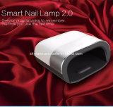 Lumière blanche LED Sun3 sans fil Séchoir a ongles en gel pour ongles