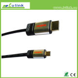 Metal Casing Micro Standard HDMI M to Mr. Cable