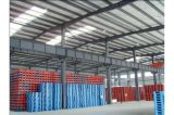아치 작풍 Prefabricated 가벼운 강철 구조물 저장 건물