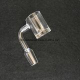 Chiodi di titanio di Enail del Banger del randello del quarzo spessore di 4mm o di 2.5mm