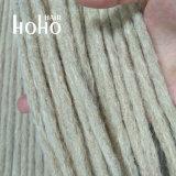Pouce synthétique du cheveu 20 de produits capillaires Dreadlocks blond avec la boucle