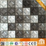 壁のDeorcation 3Dのモザイク・ガラスパターンタイル(G848013)