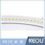Blanco/Plata RoHS Marco Ce/éclairage de plafond de panneau à LED à Guangzhou