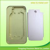 CNC подвергал подгонянный алюминиевый телефон механической обработке аргументы за