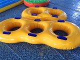 Tubo gonfiabile adulto del pattino della sosta per quattro persone dell'acqua da vendere