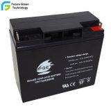 Fabricante China 12V17Ah AGM Solar de ciclo profundo de la batería de plomo ácido