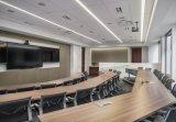 2018 la maggior parte del indicatore luminoso lineare lineare di alluminio del tubo dell'indicatore luminoso LED del sistema di illuminazione della camera di equilibrio di profilo LED di modo LED per illuminazione dell'interno LED che appende l'ufficio lineare degli indicatori luminosi