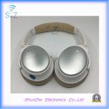 Su-Orecchio Bluetooth senza fili della cuffia avricolare 4.0 cuffie con disturbo dei paraorecchie che annulla suono stereo