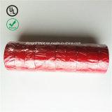 Nastro elettrico dell'isolamento del PVC con adesivo di gomma per protezione elettrica