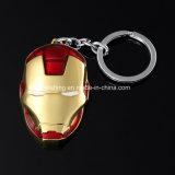 Metal Keychains de la máscara de los vengadores