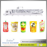 Pochette Doypack Horizontal Automatique Machine d'emballage de liquides