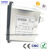 Línea filtro anti-ruidos de la EMI del socket de la CA del filtro de la energía eléctrica de la EMI EMC del IEC con el interruptor y el fusible