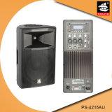 15 Zoll PROaktiver Plastiklautsprecher PS-4215au USB-200W Ableiter-FM