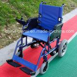 세륨을%s 가진 전자 휠체어를 접히는 공장