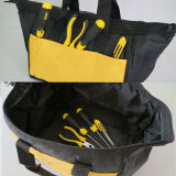 El agua resistente duradera funcional cómoda bolsa de herramientas de gran capacidad