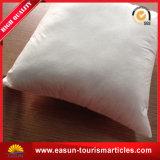 Quadrado branco Mini Almofadas de pescoço para venda a quente