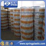 Une meilleure bobine de boyau de jardin de PVC de jaune d'approvisionnement de Shandong et de boyau de jardin