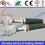Calentador eléctrico del tubo de la radiación del horno del tratamiento térmico