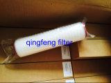 ISO9001 сертифицированных гофрированной 10'', 20'' PP фильтрующий элемент