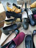 Ботинки штока конструкции способа женщины