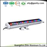 Zoll anodisiertes Aluminiumstrangpresßling-Profil für LED-Streifen-Licht