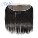 capelli umani candeggiati frontali del Virgin diritto cinese del nodo 13X4