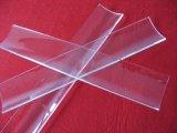 Arc de la plaque de quartz transparent
