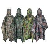 Capa de lluvia exterior impermeable de nylon impermeable impermeable Mujeres Hombres Manto Poncho Moto duradera Tour Rainwear Camping