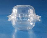 Упаковывать Apple высокого качества коробки 2 PCS пластичный Apple упаковывая прозрачный пластичный
