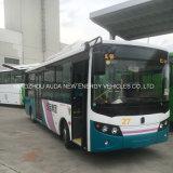 Bus elettrico del passeggero di buona condizione con la batteria di litio