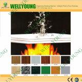 Azulejos resistentes al fuego del MGO del fabricante profesional