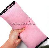 Selbstsicherheitsgurt-Kissen-Auto-Sicherheitsgurt schützen sich, Schulter-Auflage, einstellen das Fahrzeug-Sicherheitsgurt-Kissen auf Kinder, blau