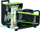 compresor de aire de respiración del buceo con escafandra portable de la gasolina de 3000psi 225bar 100L/Min