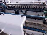 Control de Motor independiente de Bloqueo Bloqueo corrugado carpeta Gluer Cuadro inferior