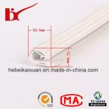 Venda por grosso de borda flexíveis de plástico extrudado guarnição de PVC