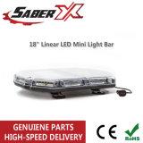 """Meilleur prix 18"""" Mini barre d'éclairage LED linéaire pour la Police de la circulation automobile"""