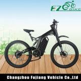 E-fiets met Brushless Motor van de Hub 1000W en Batterij van Samsung
