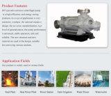 Горизонтальный многошаговый насос для заводов водоснабжения